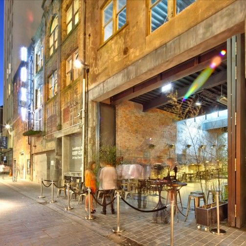 NEW ZEALAND Auckland- Imperial Lane | Auckland Cafes