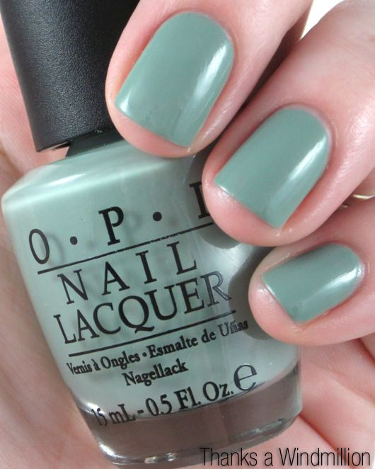 Thanks a Windmillion by OPI: Favorite Colors, Nails Colors, Spring Nails, Nail Colors, Nails Polish, Opi Nailpolish, Holland Collection, Opi Holland, Windmillion Opi