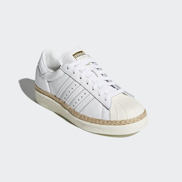 adidas Superstar 80s New Bold Shoes White | adidas US