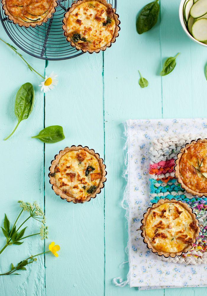 mini tarts from Dagmar's Kitchen