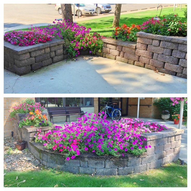 High Resolution Landscaping With Stones 9 Front Yard: Best 25+ Corner Flower Bed Ideas On Pinterest