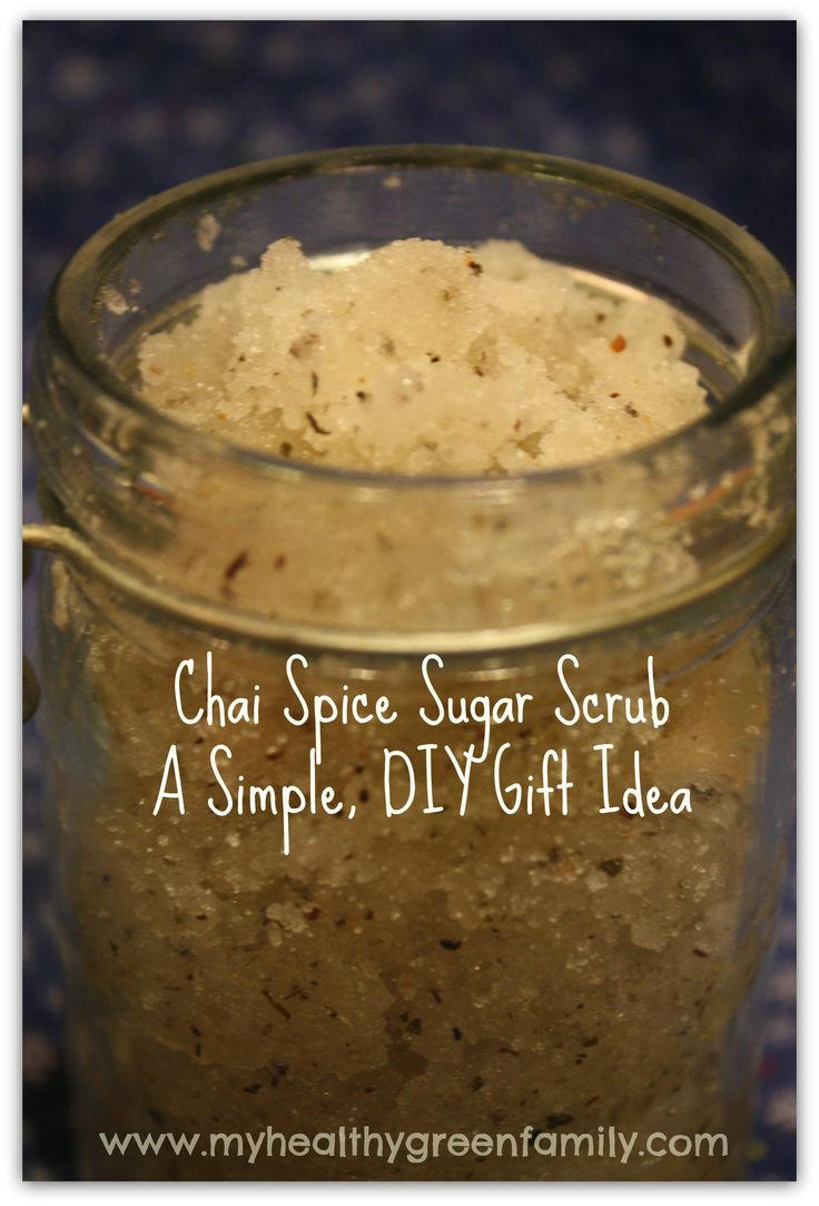 Intertron physical therapy - Chai Spice Body Scrub With Title