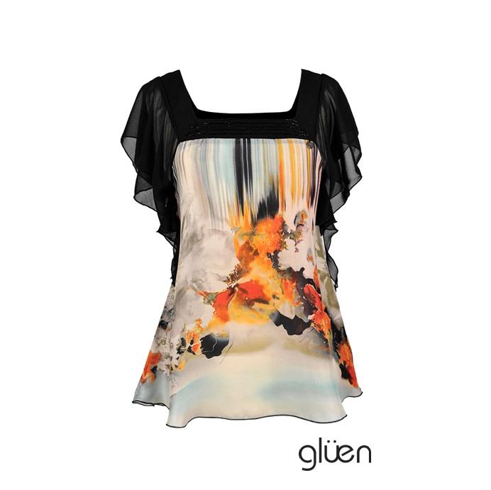Silk top Gluen