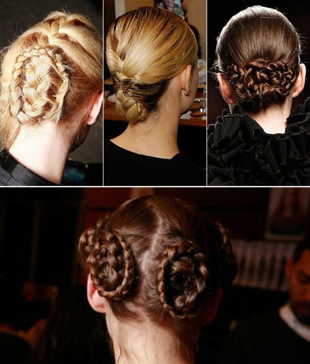 acconciature capelli nastri - Cerca con Google