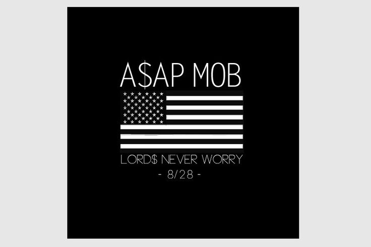 ASAP Rocky Announces ASAP Mob Debut Album Title, Artwork & Release Date