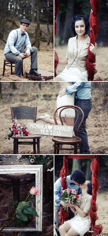 Ein rustikal-romantisches Picknick von Claudia Magas Photography
