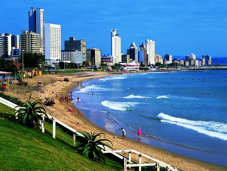 Offering the best of business and leisure, Durban's ports and beaches makes it the ideal place for business travel.