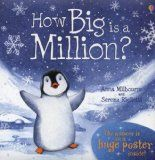 Do your young student wonder how big a million is?  Check out this great penguin themed math literature story!  Good story and great math concept development!