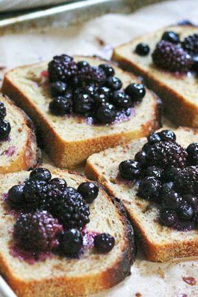 3 Non-Boring French Toast Recipes via @PureWow