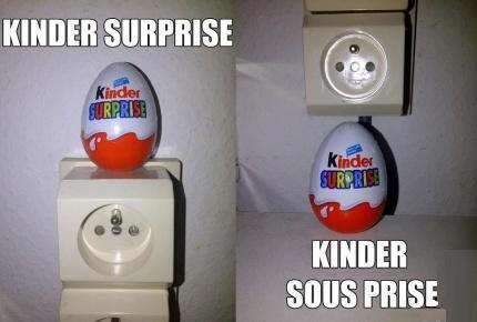 French humor