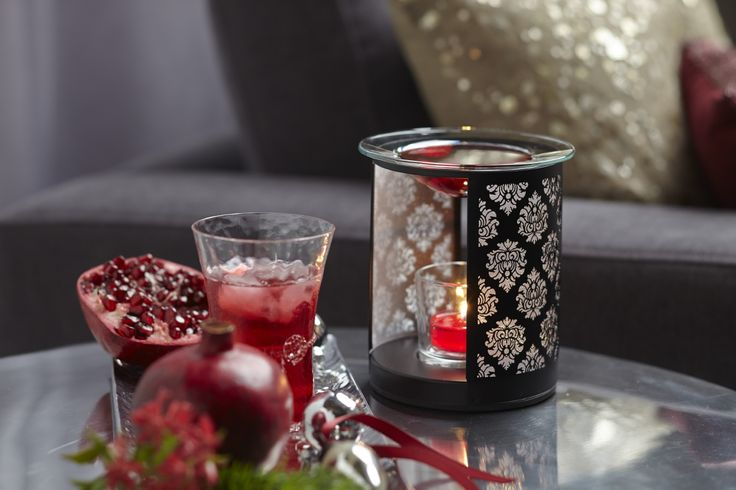 Fragrance Warmer Forbidden from PartyLite!
