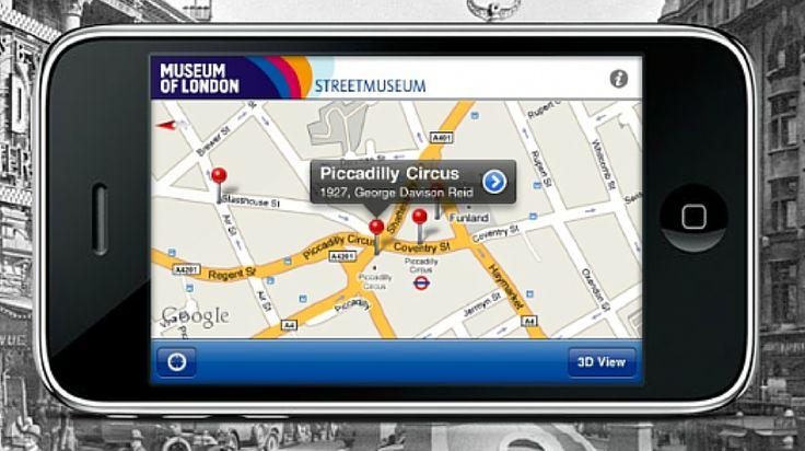 """Londra: le 5 migliori """"app"""""""