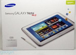 Samsung presentará el Galaxy Note 8.0 en el Mobile World Congress   Mobility