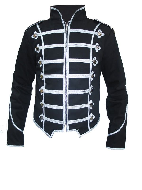 Black Parade jacket O-o