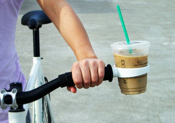 Ring-O-Star 2.0 Cup Holder by Paul Kweton