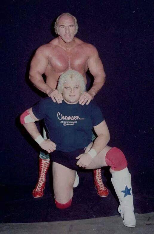 Billy Graham & Dusty Rhodes