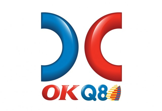 Giorgio Cantù  New modern render for the logo of oil company OKQ8