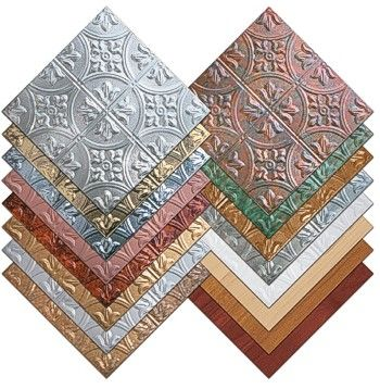 Pressed #Tin Ceiling Panels