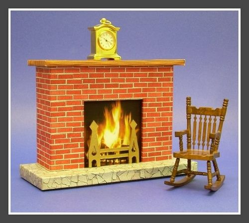 61 best vintage cardboard fireplaces images on pinterest cardboard this vintage inspired cardboard fireplace is by the putz artisan howard lamey it has decorative fireplacediy fireplacechristmas solutioingenieria Image collections