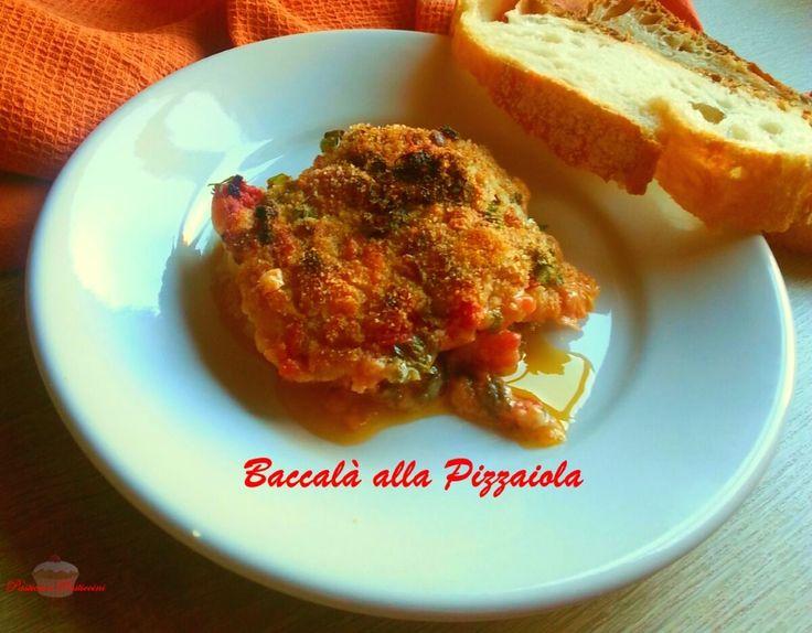 Il Baccalà alla Pizzaiola è una deliziosa e facile ricetta che unisce il gusto alla tradizione