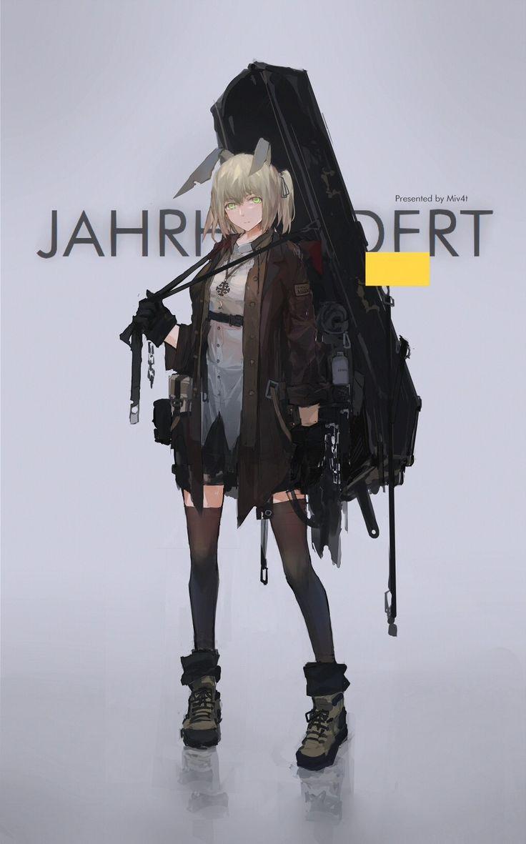 JAHRHUNDERTE by Minority 4 on ArtStation.