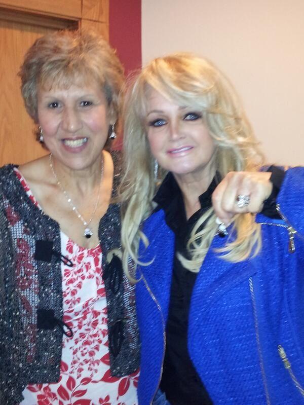 Bonnie Tyler - Swans Angel #bonnietyler #gaynorsullivan #gaynorhopkins #thequeenbonnietyler #therockingqueen #rockingqueen #music #rock #2013