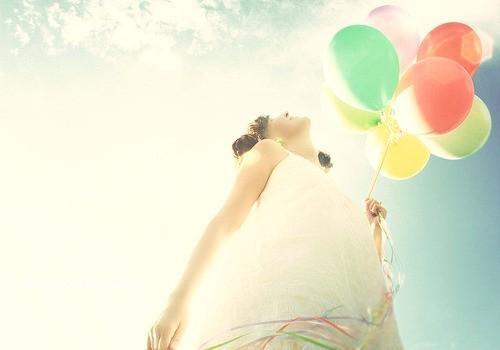 balony ulotne jak chwile
