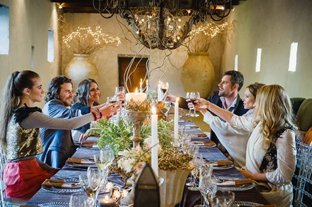 A Little Bit Boho, A Little Bit Rock 'n Roll…Hair and make-up: www.candiceleigh.co.za/; Decor sourcing: Creation Events (www.creationeventscoord.com); Photography:  www.laurenk.co.za; Venue:  http://www.langverwagt.co.za/