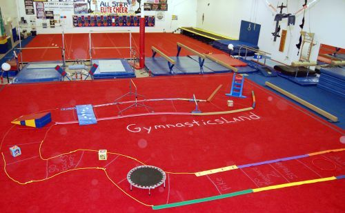 Ideas for preschool gymnastics classes | Swing Big!