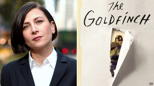 Donna Tartt and her novel The Goldfinch Read this BBC article. Donna Tartt deserves all of the awards and acclaim that she can get. If you haven't read The Goldfinch,  please don't wait. It is beautiful.