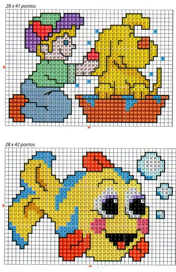 Grafico De Ponto Cruz - Bing images
