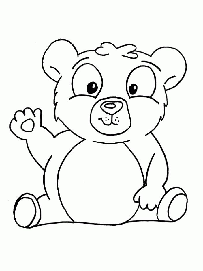 62 best Teddy Bears images on Pinterest Teddy bears Coloring