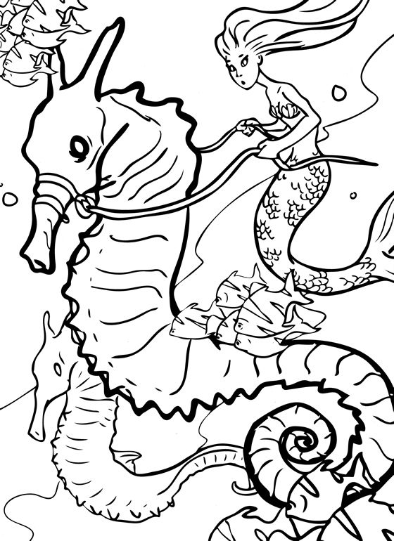 71 best Classroom Ocean Art Projects images on Pinterest Arabesque - new little mermaid swimming coloring pages