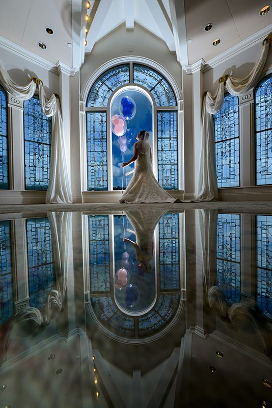 Magic fills the air at Disney's Wedding Pavilion