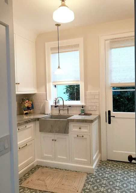 classic • casual • home  Laundry room ideas