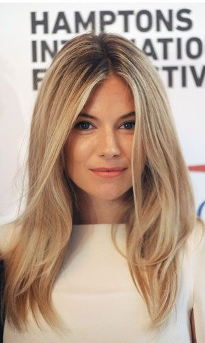Sienna Miller - Best Celebrity Hair And Make-Up Trends