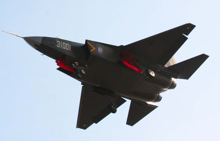 stealth aircraft | ... fifth Generation Stealth Fighter Jet from its flight in Feburary 2013