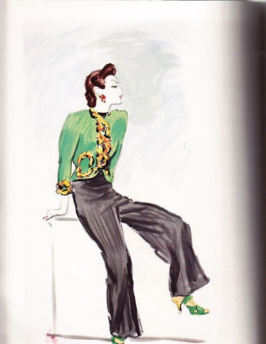 VOGUE January 1 1937 Bruehl Mrs. Wallis Simpson De Chirico Cecil Beaton
