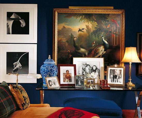 Ralph Lauren Home in NYC