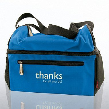 Thanks for All You Do! Premium Insulated Cooler Bag | Baudville