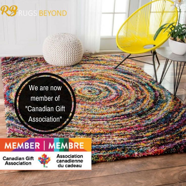 Rugs Beyond, Mississauga is not just the supplier of premium area rugs, cushions, throws, poufs, and wall hangings. We are also one of the few selected members of Canadian Gift Association. Reach to us at CanGift's Spring and Fall 2018 Gift Fairs.