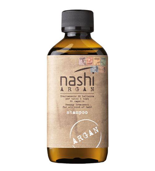 immagini prodotti nashi argan | nashi argan shampoo categoria prodotti nashi argan marchio nashi argan ...