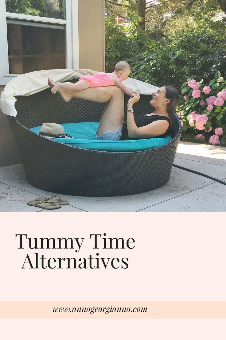 Tummy Time Alternatives: Starting tummy time at an early age will help your baby progress quickly and reach important developmental milestones.