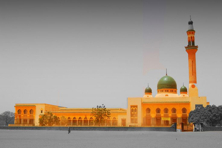 https://flic.kr/p/7kvFWn | The Grand mosque (Niamey, Niger) | islam in Niger represent the 89% of the population  it is the main religion in Niger