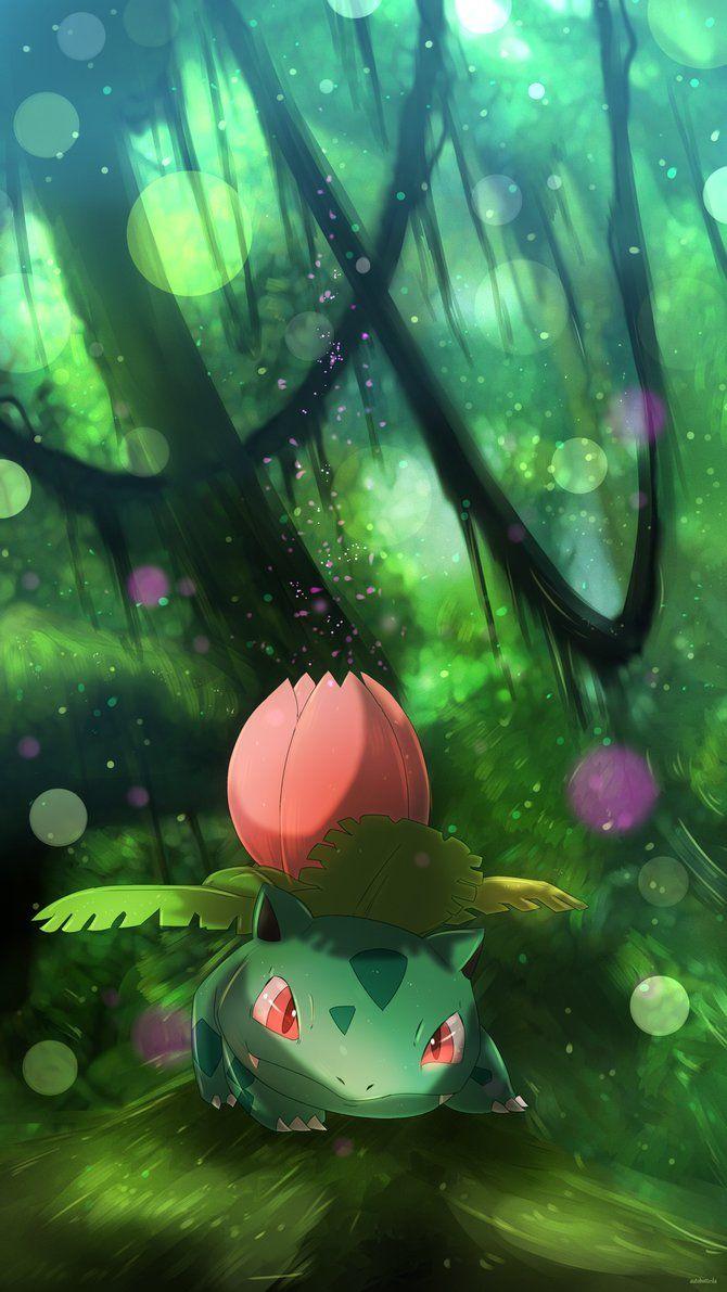 Day 297 - Fushigisou | Ivysaur by AutobotTesla on DeviantArt