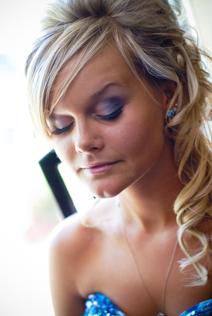 Prom Makeup #makeup #prom #bbbeauty #bbbteam www.brittanybuckhair.com