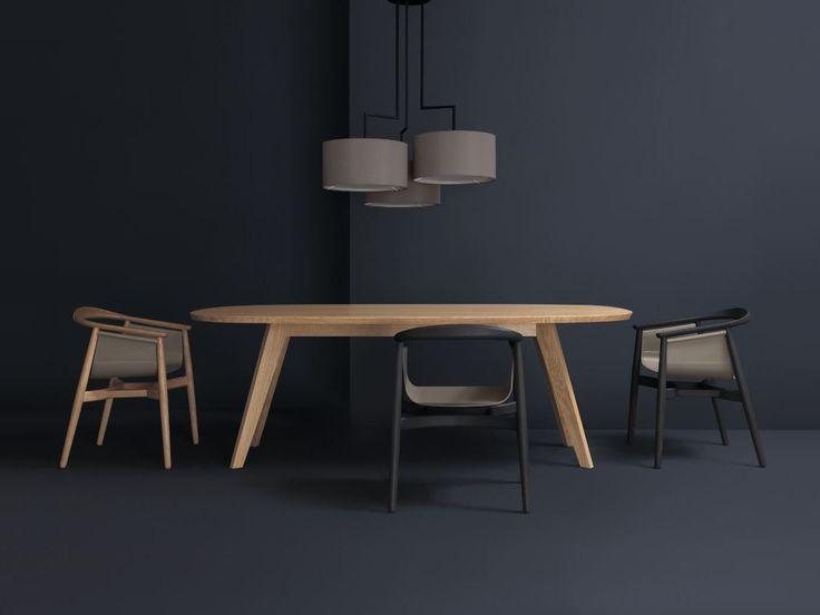 Les Meilleures Idées De La Catégorie Table Ovale Bois Sur - Table 140x140 avec rallonge pour idees de deco de cuisine