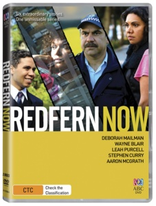 Redfern Now. Produced by Blackfella Films (Mabo, First Australians) the 6x1 hr series, to screen on ABC1, is a collaboration between some of Australias most celebrated creatives. $29.99