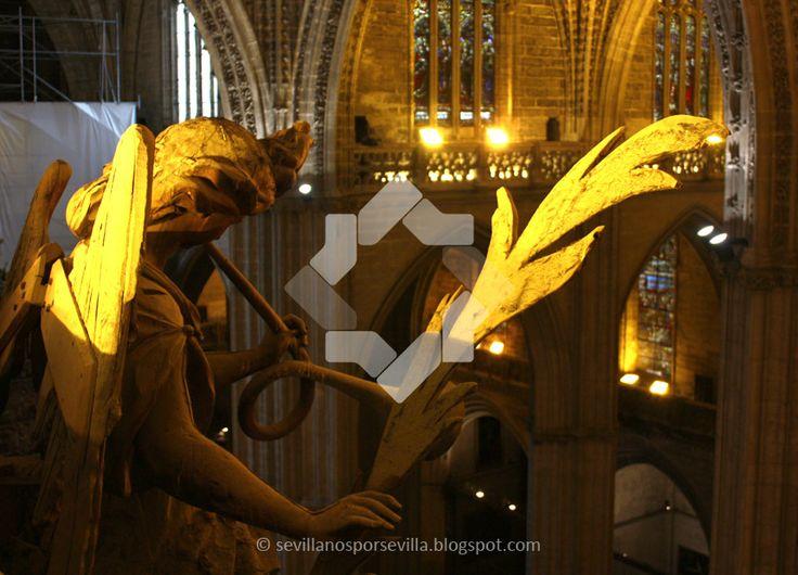Sevillanos por Sevilla: Visita a las Cubiertas de la Catedral. Sevilla, Spain.