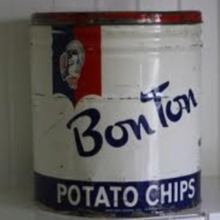 The Bon Ton restaurant--- where I was first introduced to Tapioca pudding!